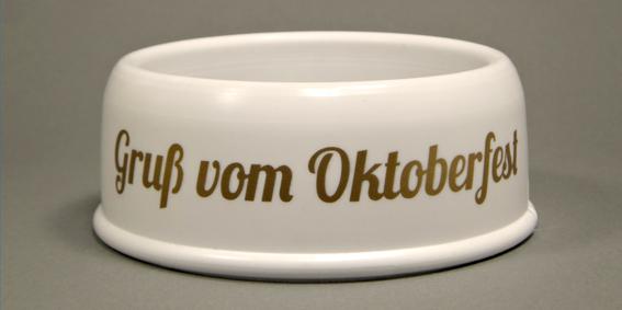 BiaRing Gruß vom Oktoberfest Dahoam is Dahoam