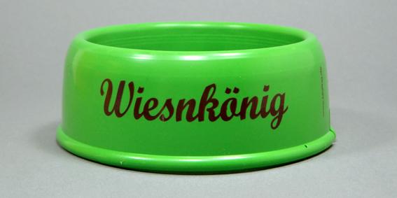 BiaRing Grün Wiesnkönig Gamsiger Bursch