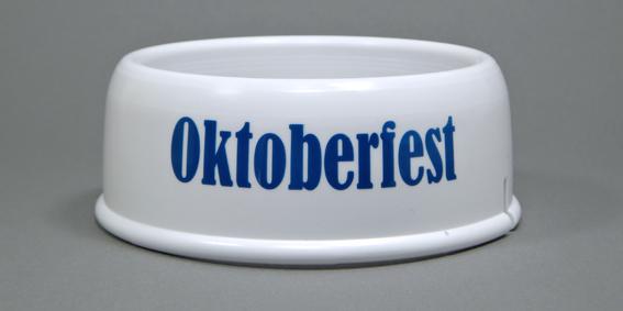 BiaRing Weiß Oktoberfest Chug me!