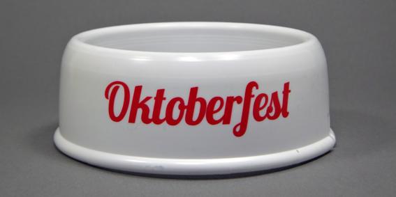 BiaRing Weiß Oktoberfest Ti Amo!
