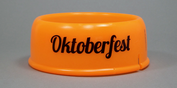 BiaRing Orange Oktoberfest I like going down under