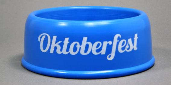 BiaRing Blau Oktoberfest München